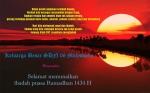ucapan ramadhan 1434H